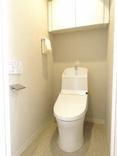 パシフィック馬事公苑前 トイレ