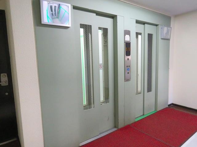 パシフィック馬事公苑前 エレベーター