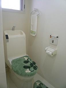 弦巻リハイム ウォシュレット付トイレ205