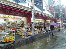 学芸大ハウス 東口商店街