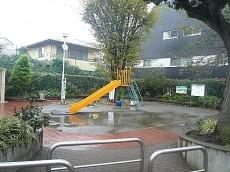学芸大ハウス 東口商店街 公園