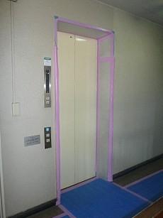 マンション駒場 エレベーター