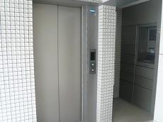 イトーピア自由が丘IDEA エレベーター