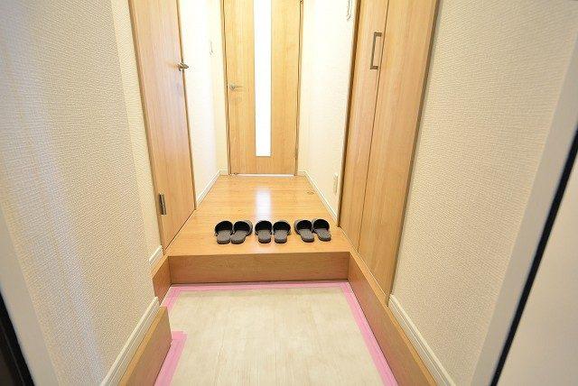 東海経堂マンション4F 玄関