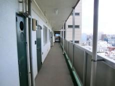 トキワパレス 廊下