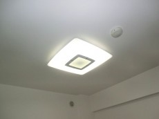 トキワパレス 約4.7帖の洋室 照明1109