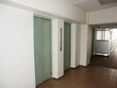 トキワパレス エレベーター