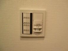 玄関に人感センサー