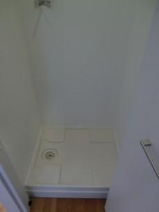 ハイホーム本陣 キッチンに洗濯機置き場