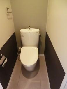 ハイホーム本陣 ウォシュレット付トイレ