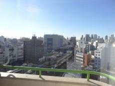 トキワパレス リビング窓からの眺望