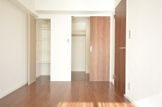 朝日白山マンション 約6.0畳の洋室のWIC