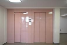 朝日白山マンション エレベーター