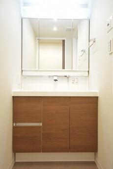 ストークマンション三田 洗面化粧台