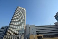 ストークマンション三田 バルコニーから空を見上げると・・・