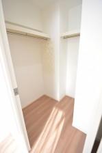 リア・マンシオン晴海 約5.0畳の洋室のWIC