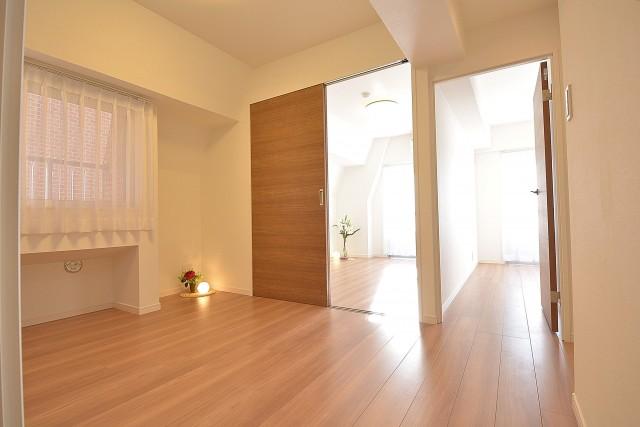 リア・マンシオン晴海 約9.1畳のLDK+洋室