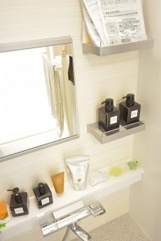 大森パークハイツ 追い焚きと浴室換気乾燥機能付きバスルーム