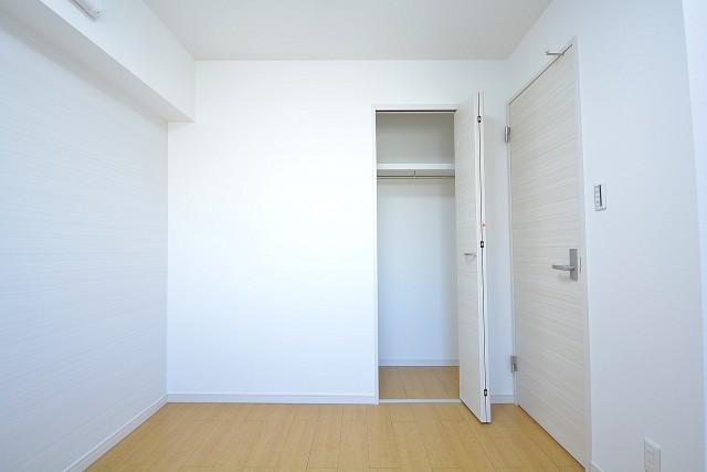 大森パークハイツ 約4.5畳の洋室のクローゼット