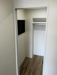 クレベール西新宿フォレストマンション ウォークインクローゼット