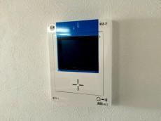 クレベール西新宿フォレストマンション TVモニター付きインターホン