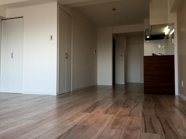 クレベール西新宿フォレストマンション スタジオ