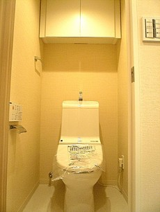 チュリス氷川坂 ウォシュレット一体型 トイレ 312