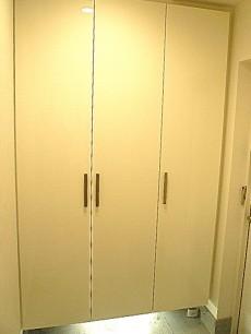 グリーンキャピタル広尾 充実した玄関収納