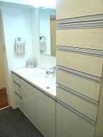 グリーンキャピタル広尾 洗面化粧台