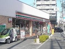 柿の木坂スカイマンション コンビニ