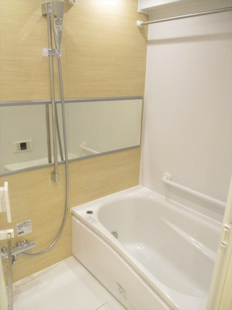 大塚台ハイツ 水廻り浴室