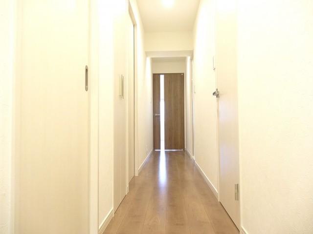第1恵比寿マンション 廊下
