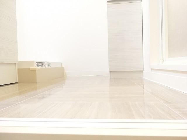 第1恵比寿マンション 洗面室