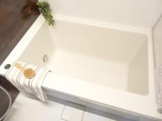第1恵比寿マンション 追い焚き機能でいつでも暖かいお風呂に入れます