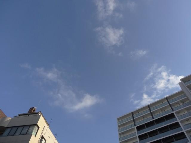 第1恵比寿マンション バルコニーからの眺望