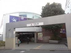 第1恵比寿マンション 代官山駅