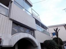 コスモヒルズ東松原外観