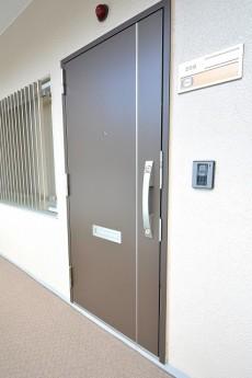 飯田橋第2パークファミリア 玄関ドア