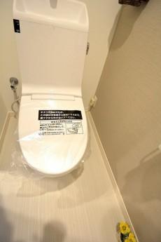 日商岩井南烏山マンション トイレ