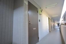 パレドール千駄木Ⅱ 玄関ドア