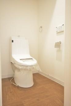 メイゾン西麻布 ウォシュレット付きトイレ