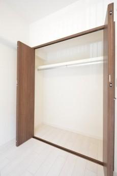 ベッドルーム3 クローゼット
