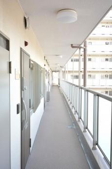 飯田橋第2パークファミリア 廊下