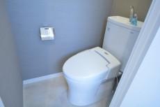 第三宮庭マンション シャワートイレ
