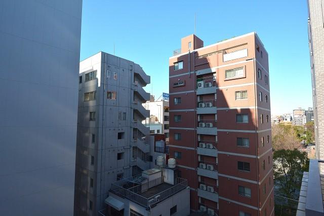 光建ハイムブリリアンス日本橋浜町四番館 バルコニーからの眺望