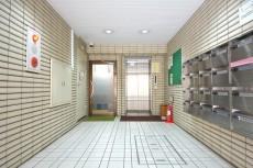 光建ハイムブリリアンス日本橋浜町四番館 1階共用部