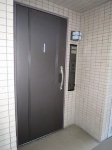 小石川ザ・レジデンス 玄関ドア