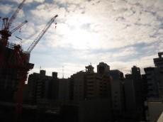 藤和新宿番衆町コープ 眺望