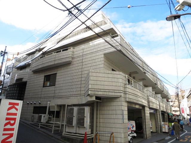 ベル・パークシティ西新宿 外観