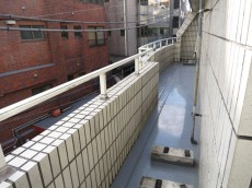 ベル・パークシティ西新宿 バルコニー